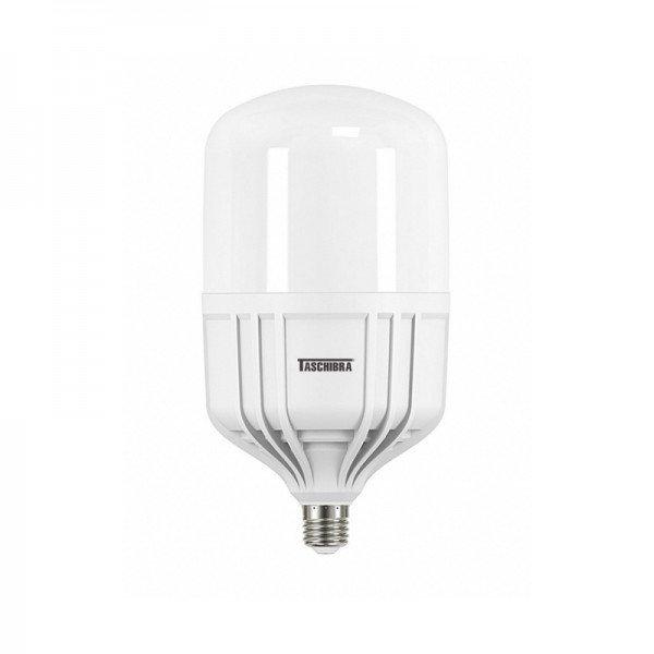 lampada led taschibra tkl 270 high led 50w bivolt e27 6500k luz branca 1