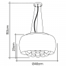 140320003 pendente plafon attractive 40cm cobre desenho tecnico web