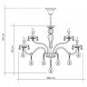 140240009 lustre nice 12 transparente desenho tecnico web