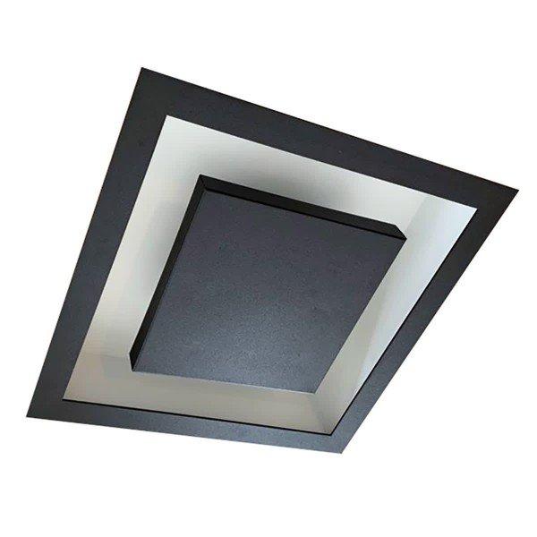 plafon embutir9 branco com preto